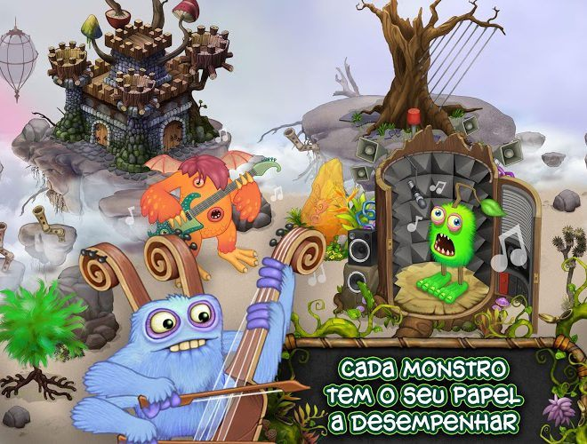 Jogue My Singing Monsters on pc 12