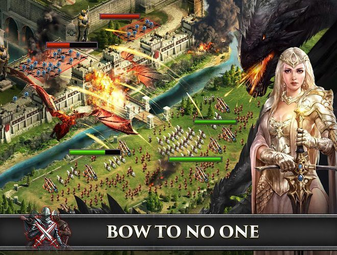Play King of Avalon: Dragon Warfare on PC 2