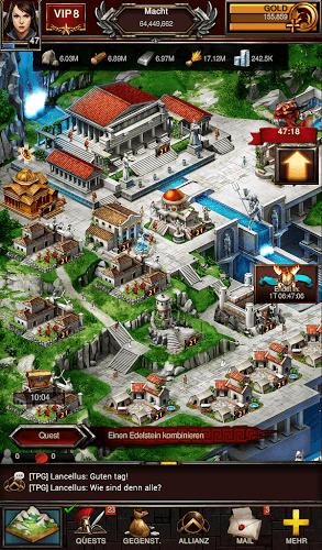Spiele Game of War auf PC 20
