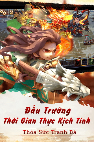 Chơi Tam Quốc GO  on PC 4