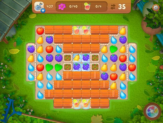 Jouez à  Gardenscapes sur PC 16