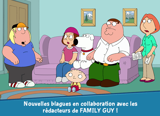 Jouez à  Family Guy: The Quest for Stuff sur PC 2