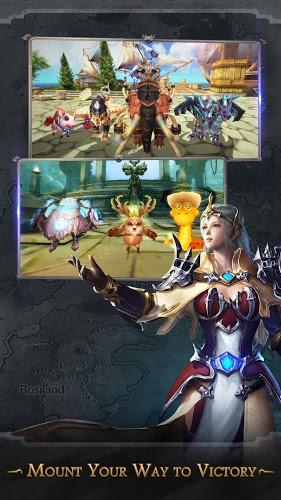 Play Dragon Revolt – Classic MMORPG on PC 6