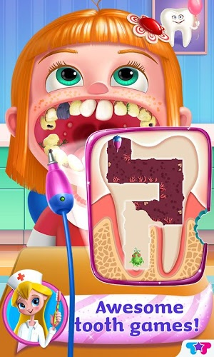 Play Dentist Mania: Doctor X Clinic on PC 11