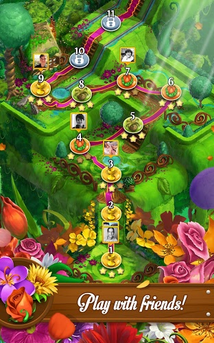 Play Blossom Blast Saga on pc 11