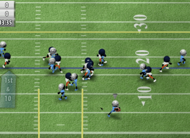 Play Stickman Football on PC 5