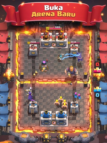 Main Clash Royale on PC 13