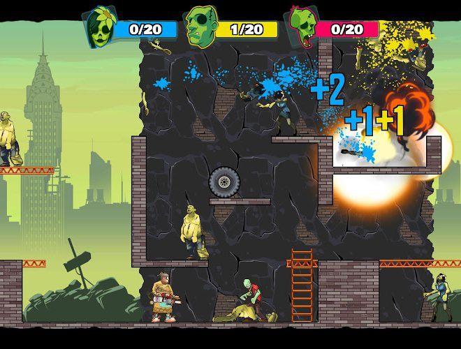 Играй Stupid Zombies 3 on pc 9