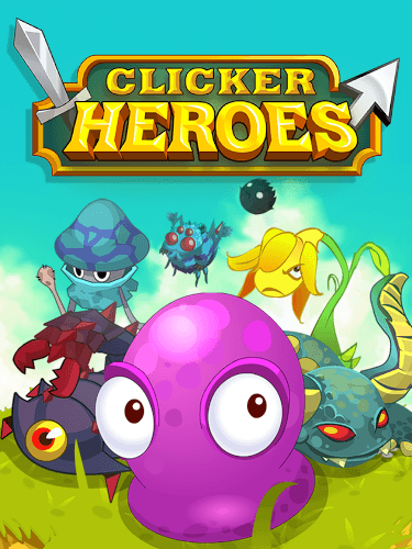 Spielen Clicker Heroes on pc 24