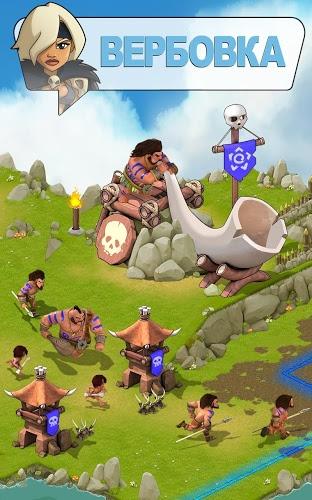 Играй Brutal Age — Horde Invasion На ПК 5