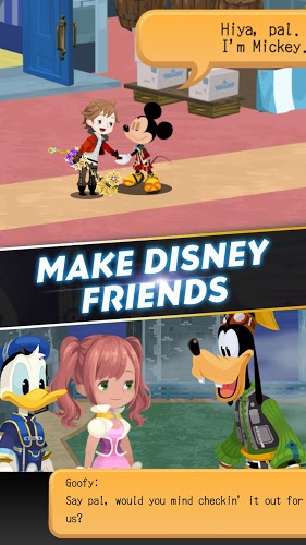 Play Kingdom Hearts Unchained X on PC 3