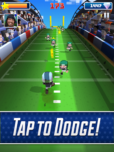 Play Blocky BEASTMODE® Football on PC 10