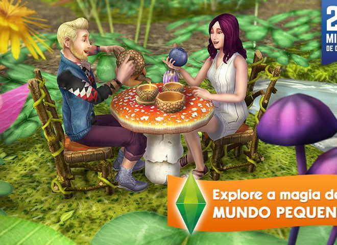 Jogue The Sims Freeplay para PC 3