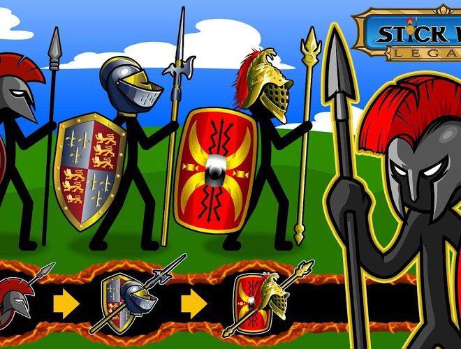 Играй Stick War: Legacy На ПК 8