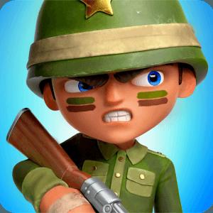 즐겨보세요 전쟁 영웅 : 무료 멀티 플레이어 게임 (War Heroes) on PC 1
