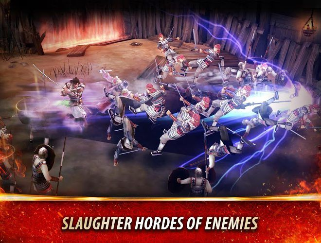 Играй Dynasty Warriors Unleashed На ПК 12