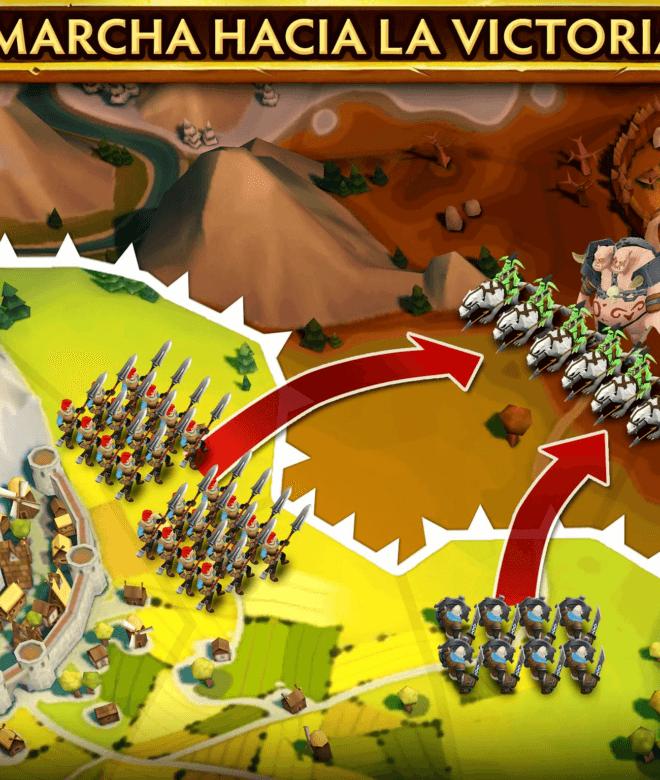 Juega Warlords of Aternum en PC 11