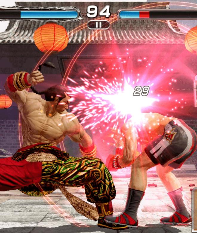 Jouez à  Tekken sur PC 16
