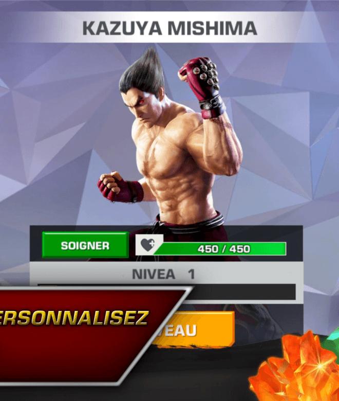 Jouez à  Tekken sur PC 8