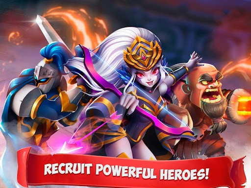 Play Epic Summoners: Battle Hero Warriors – Action RPG on PC 6