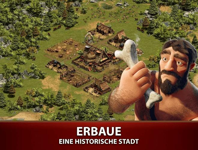 Spiele Forge of Empires auf PC 18