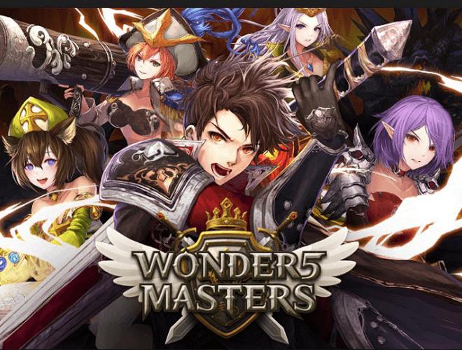 เล่น Wonder 5 Masters on PC 1