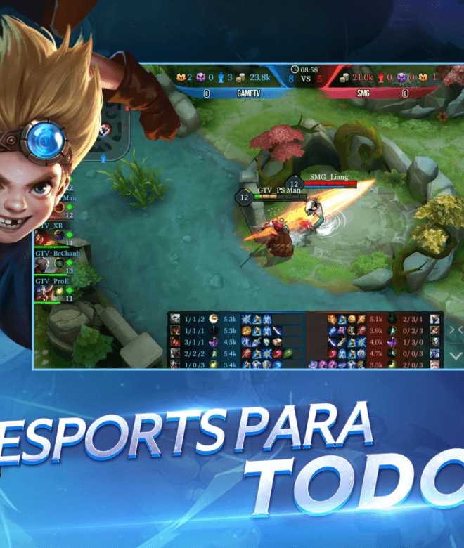 Juega Arena of Valor: 5v5 Arena Game en PC 10