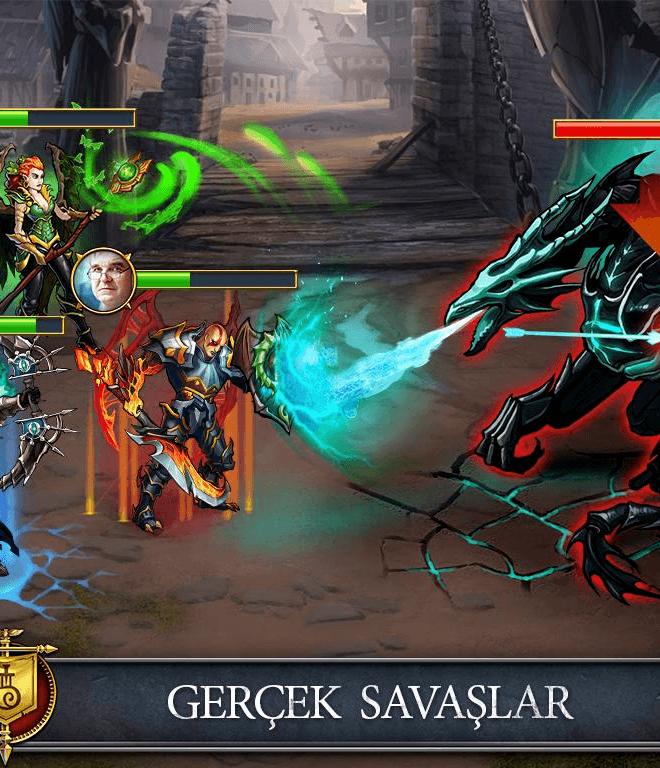 Gods and Glory: War for the Throne İndirin ve PC'de Oynayın 4