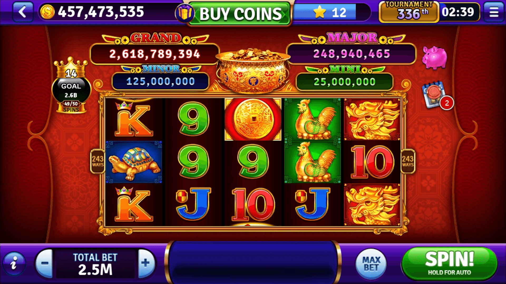 Spiele LuckyS Jackpot Tavern - Video Slots Online