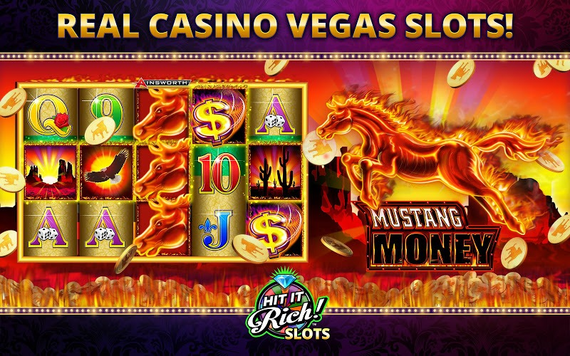 Play Hit it Rich! Free Casino Slots on PC 9