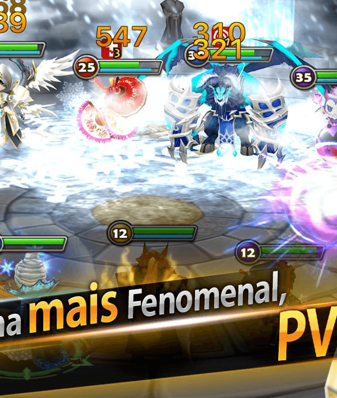 Jogue Summoners War Sky Arena para PC 16