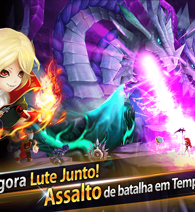 Jogue Summoners War Sky Arena para PC 7
