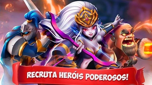 Jogue Epic Summoners: Battle Hero Warriors – Action RPG para PC 9