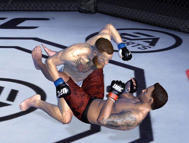 Играй EA Sports UFC on pc 11