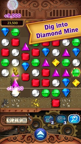 Play Bejeweled Classic on PC 5