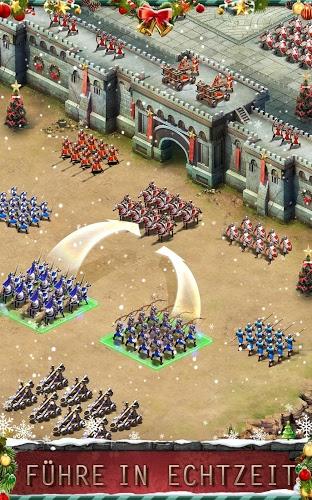 Spiele Empire War: Age of Heroes auf PC 4