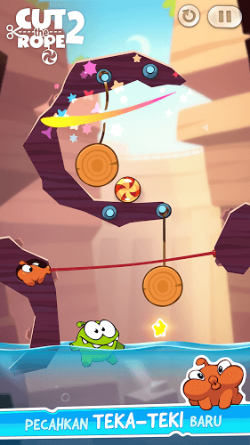 Main Cut The Rope 2 on PC 18