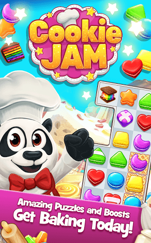 Play Cookie Jam on PC 12