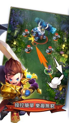 暢玩 Hyper Heroes: Marble-Like RPG PC版 5