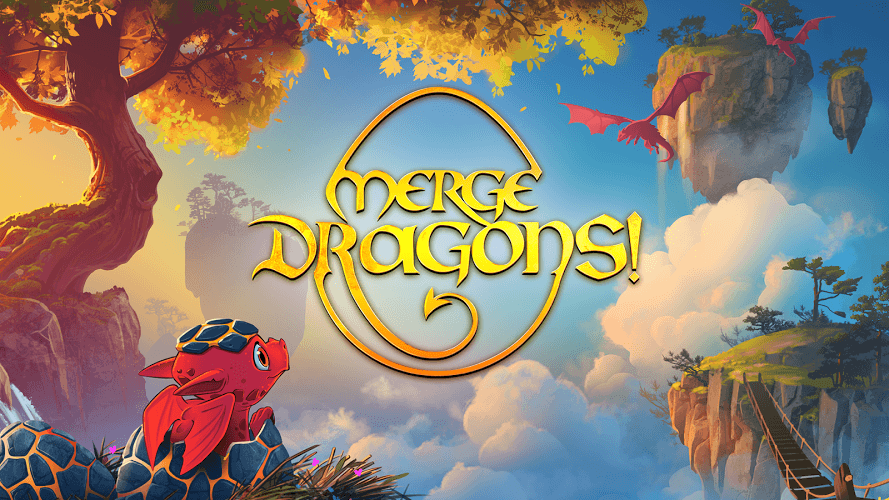 Играй Merge Dragons! На ПК 8
