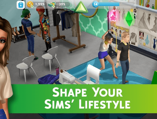 เล่น The Sims Mobile on PC 17