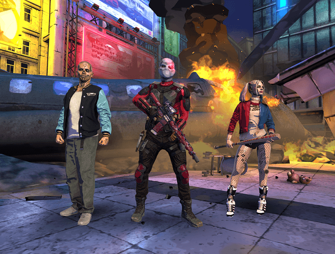 Play Suicide Squad: Special Ops on PC 2
