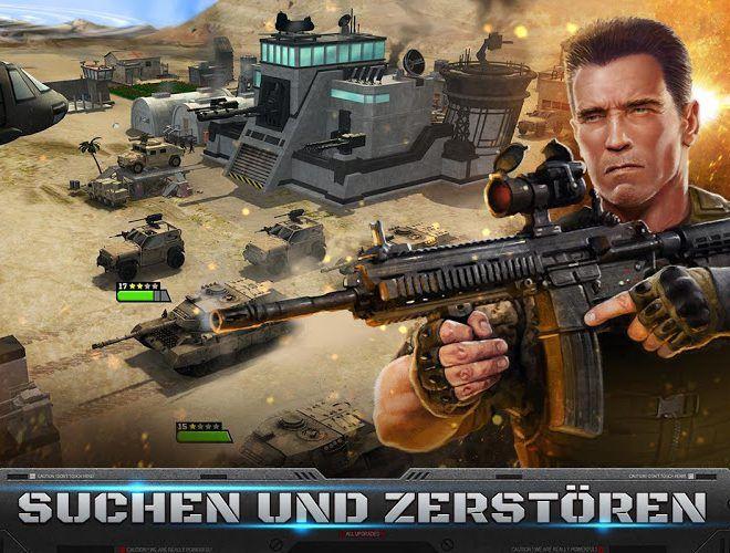 Spiele Mobile Strike Epic War auf PC 5