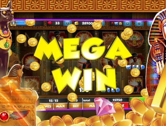 Play Egyptian Slots on pc 5