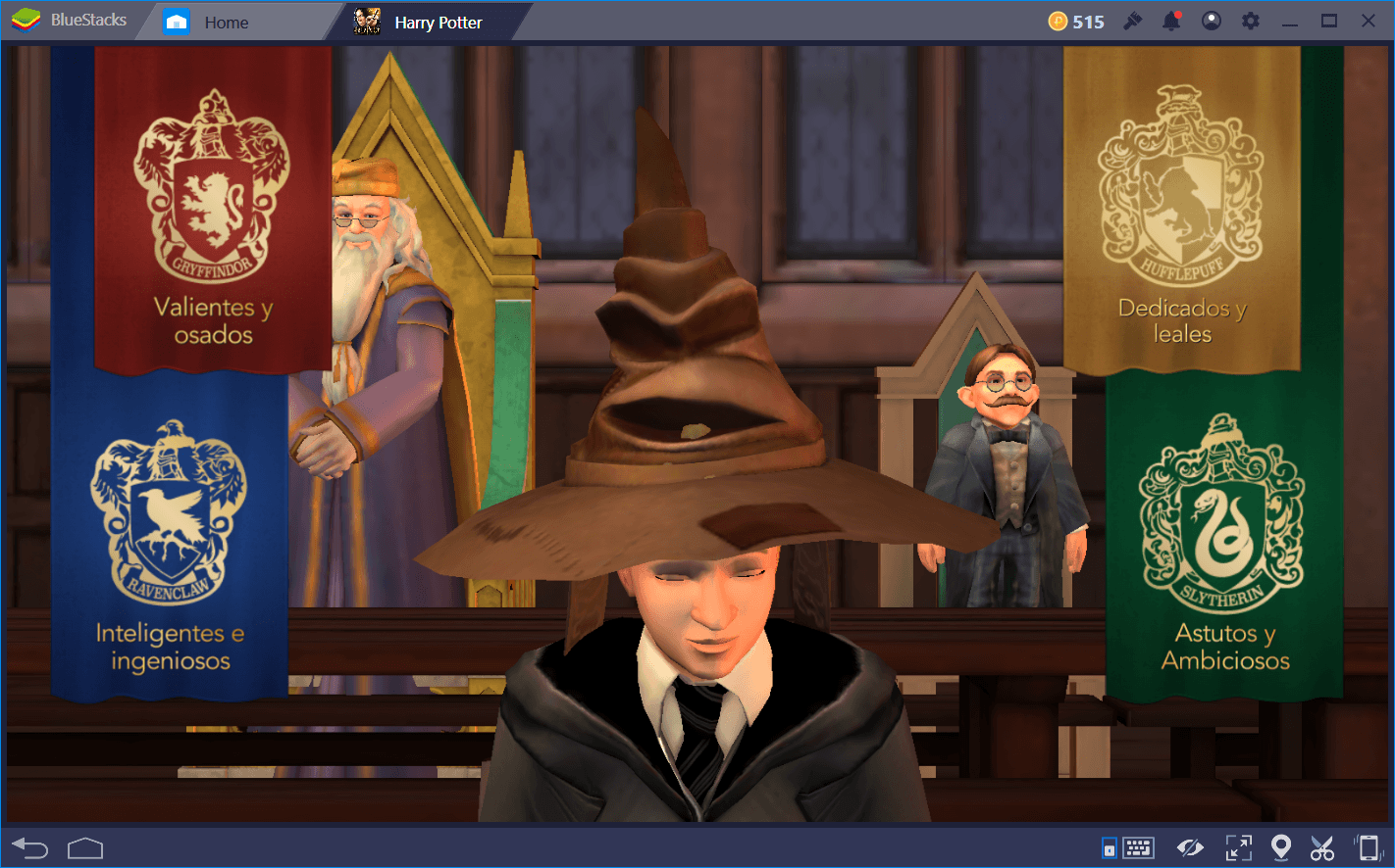 Guía de Principiantes para Harry Potter: Hogwarts Mystery