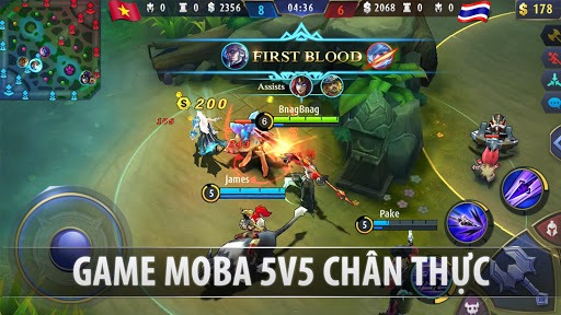 Chơi Mobile Legends: Bang bang on PC 3