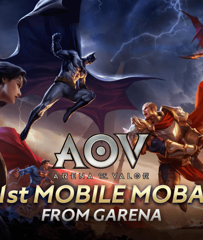 Main Garena AOV – Arena of Valor on PC 13