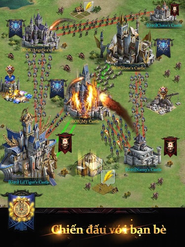 Chơi Rise of the Kings on PC 12