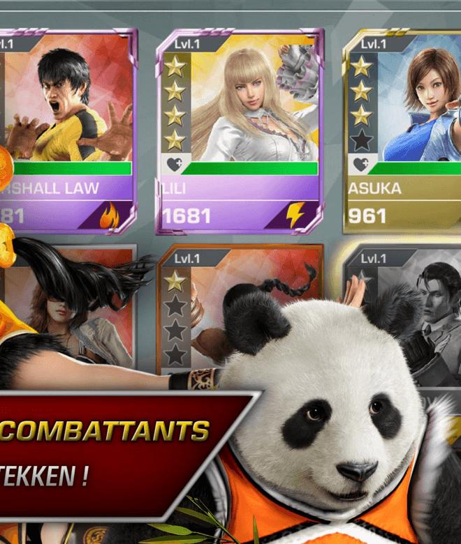 Jouez à  Tekken sur PC 6