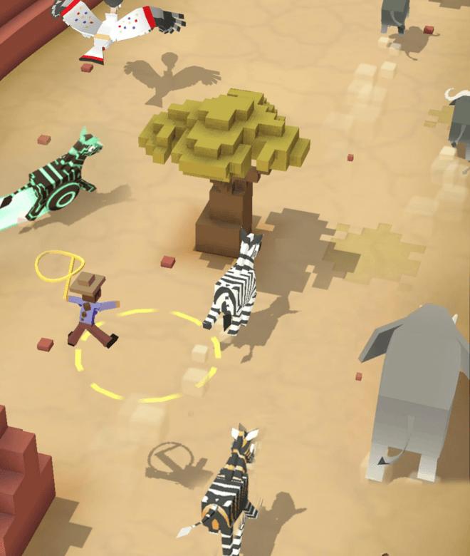 즐겨보세요 Rodeo Stampede: Sky Zoo Safari on PC 21